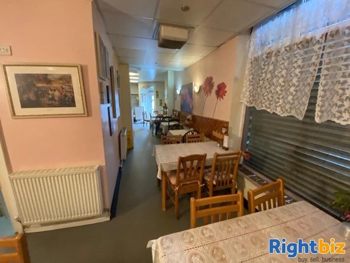 Full Class 3 Hot Food Cafe and Takeaway with Great Potential in Whitburn Reduced Price £17,500 - Image 3