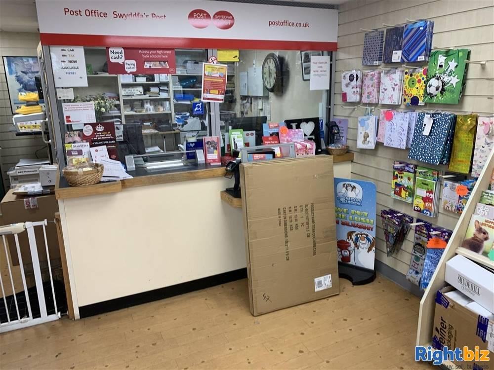 POST OFFICE & STATIONERS delightful village locality close PONTYPRIDD - Image 3