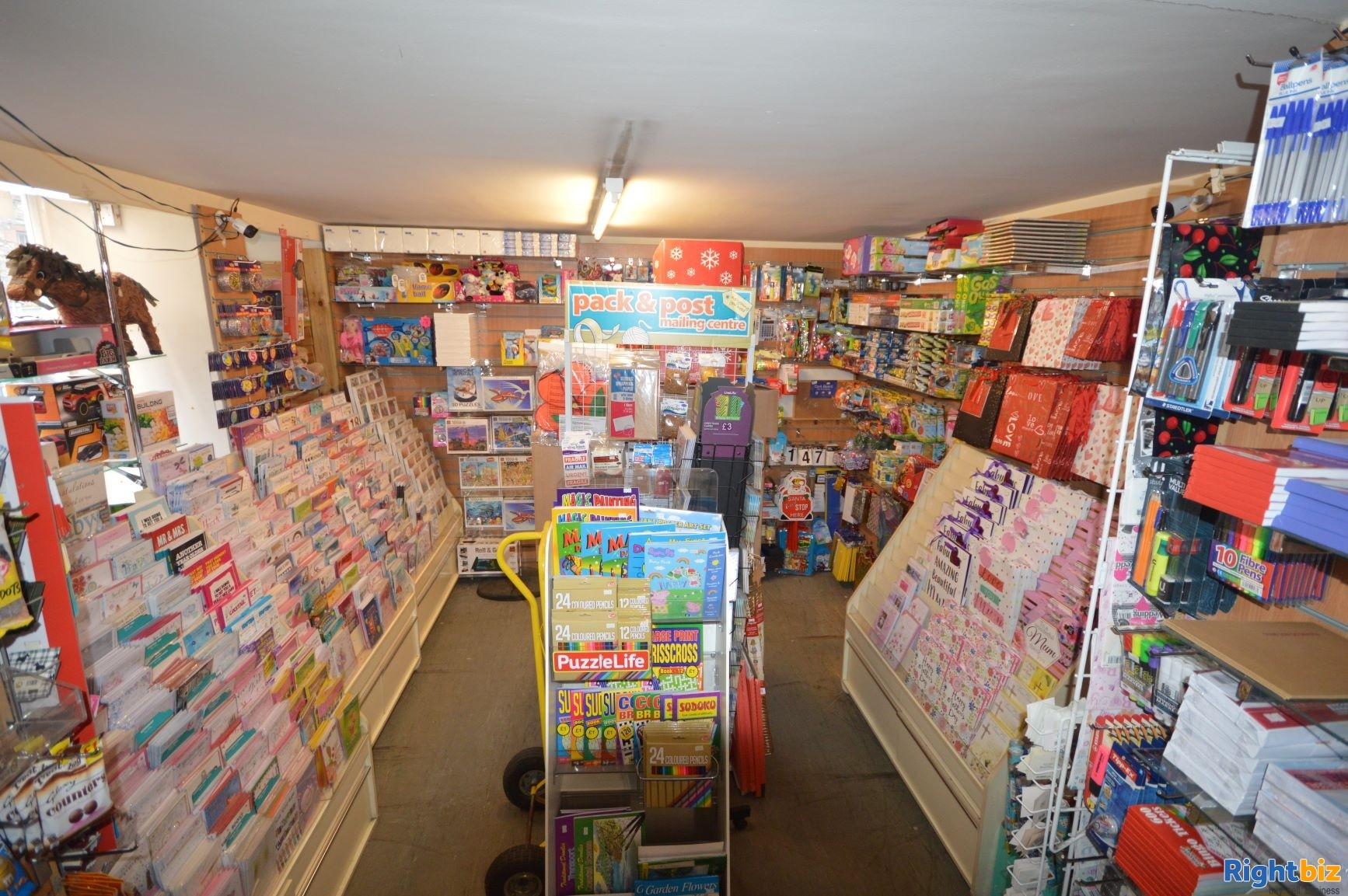 Busy traditional Newsagency business located in popular Scottish Borders town (ref 1367) - Image 3