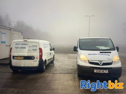 Very Profitable Car Wash and Valeting Business in Falkirk - Image 3