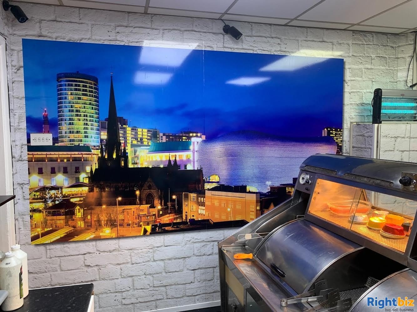Leasehold Fish & Chips Shop in Bearwood - Image 3