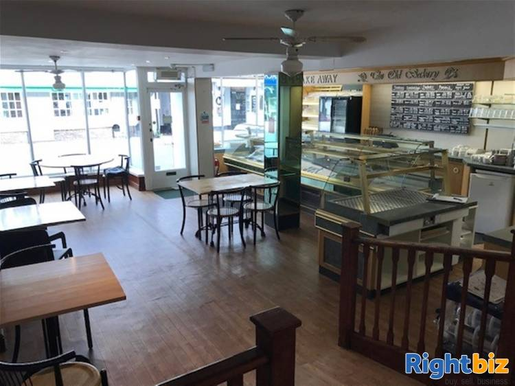 South Hams High Street Café and Bakery Premises For Sale in Totnes - Image 3
