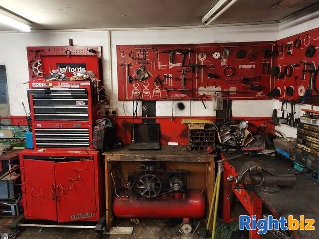 Longstanding Motorcycle Dealership and Repairs in Wiltshire - Image 3