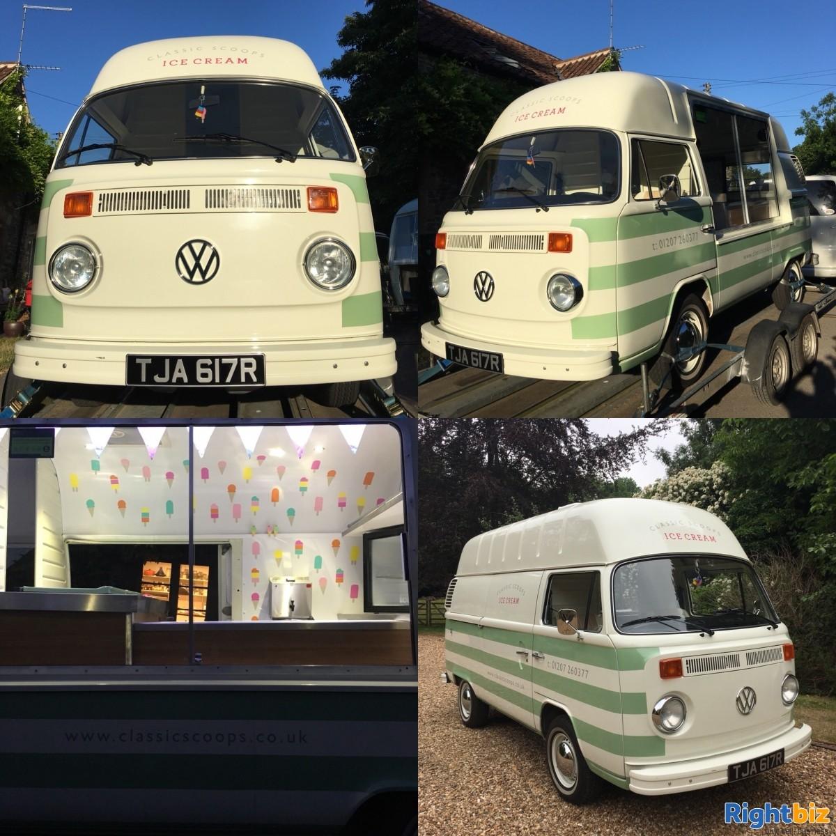 Vintage VW Ice Cream Van business x 3 units - The Split Screen Ice Cream Co. - Image 3