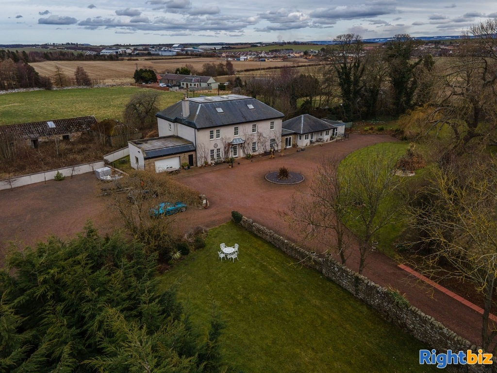 Stunning B&B in rural but very accessible location in the heart of East Lothian (ref 1371) - Image 3