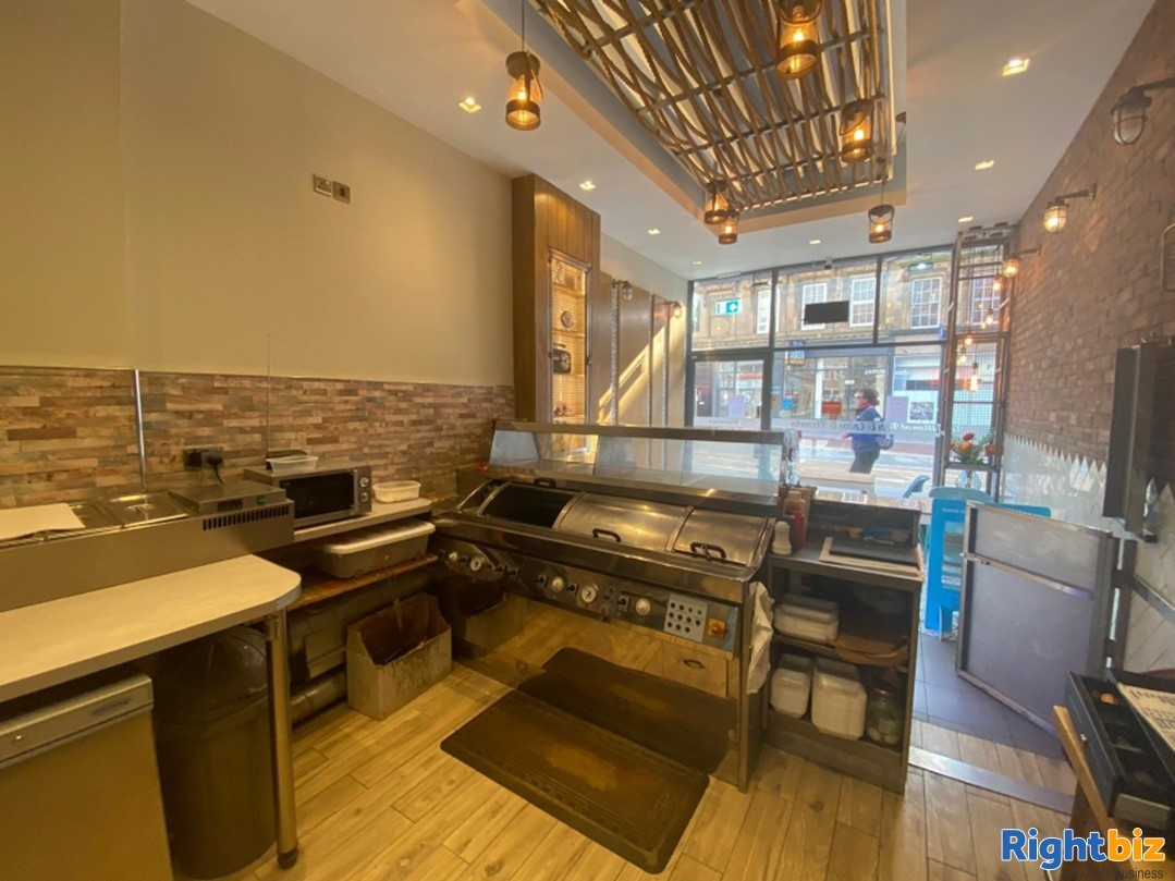 Well Established Full Class 3 Glasgow City Centre Hot Food Takeaway - Image 3