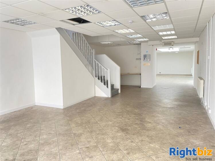 High street retail office premises and garaging, for sale by public auction 27th May 2021 For Sale in Newton Abbot - Image 3