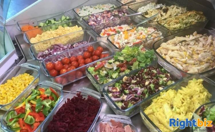 Popular Denbighshire Sandwich Shop & Bakery with Online Potential - Image 3