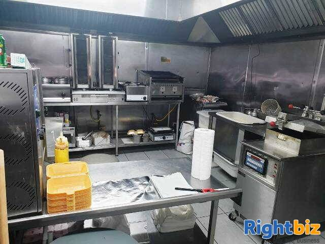 Chicken Shop Plus Pizza And Kebabs for Sale - Image 3