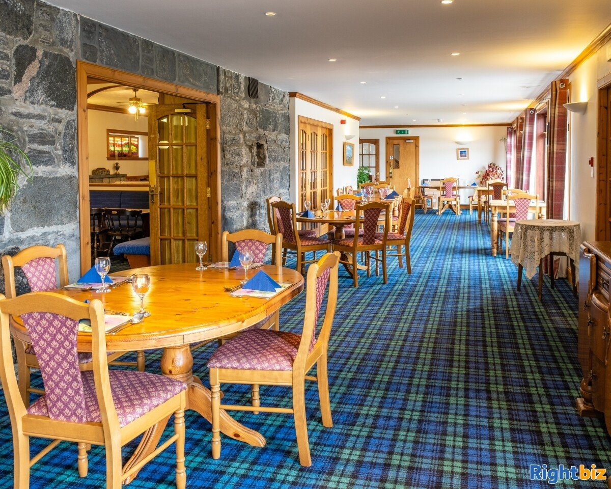 Doune Braes Hotel for Sale on the stunning Isle of Lewis, Scotland - Image 3