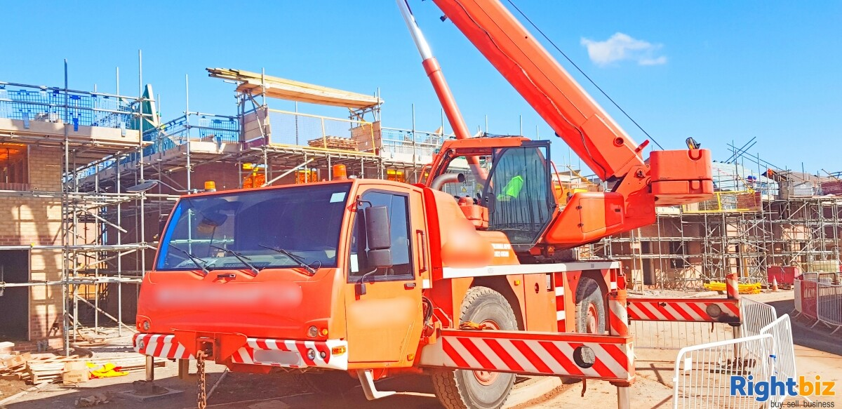 Profitable Haulage and Crane Hiring Business for sale in Wolverhampton, Construction Business - Image 3