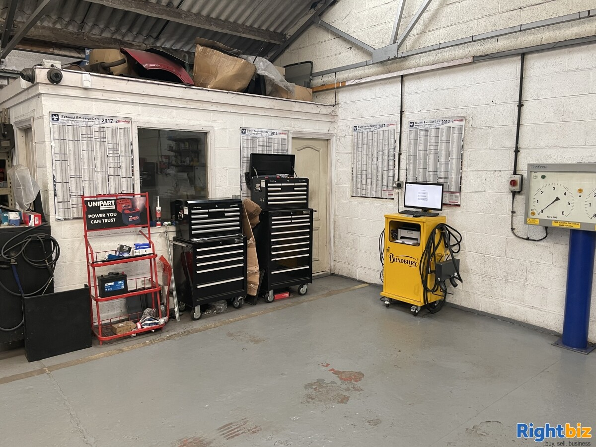 Well Established Auto Repair & Servicing Centre - Image 3
