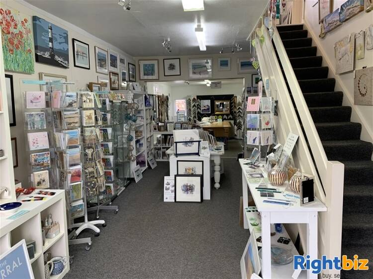 BESPOKE PICTURE FRAMING, CARD & GIFT SHOP IN HESWALL TOWN CENTRE - Image 3