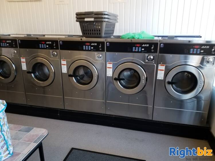 Successful & Long-Standing Launderette Based in Reading - Image 3