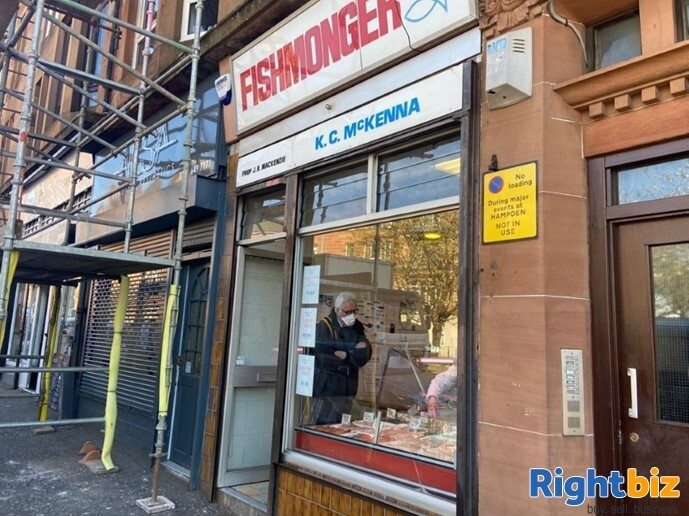 Freehold Fishmongers in High Footfall Location Established 70 Years Mount Florida Glasgow - Image 3