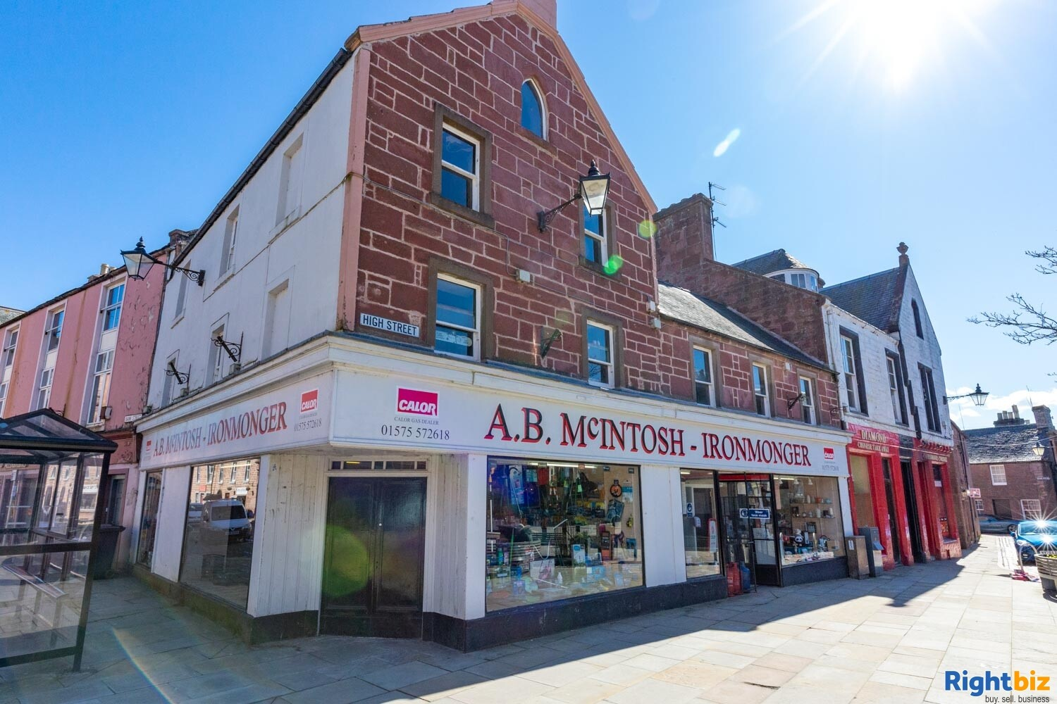 Freehold Hospitality & Residential Development Opportunity, Kirriemuir, Angus - Image 3