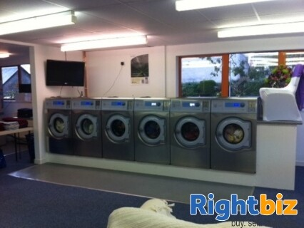 Very Profitable Dry Cleaning and Laundry Business Established 12 Years in Dunoon - Image 3