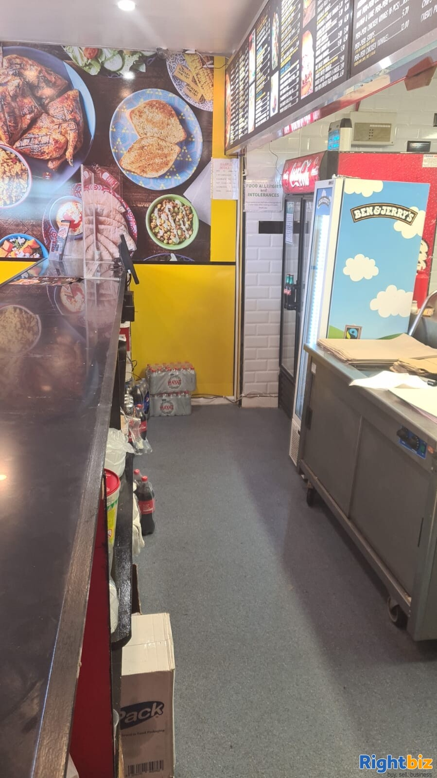 Leasehold Kebab/PeriPeri/Pizza Takeaway Business for Sale in Hull - Image 3