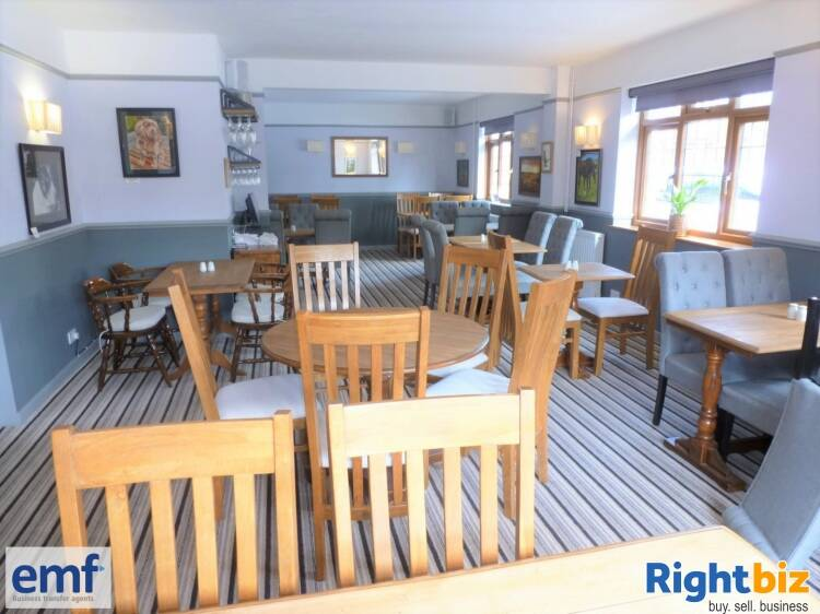 PUBLIC HOUSE (FREEHOUSE) & RESTAURANT with separate BED & BREAKFAST - Image 3