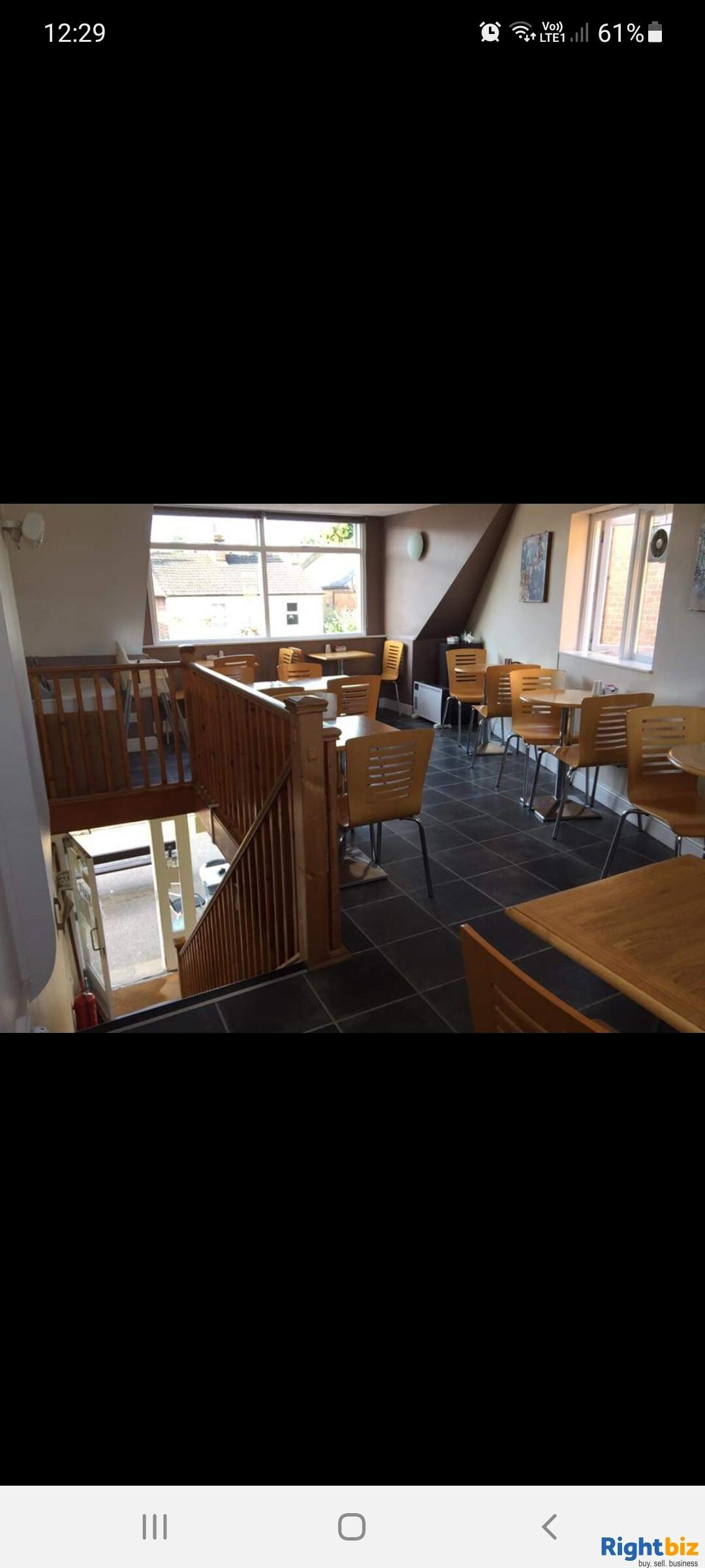 Established community cafe desirable area - Image 3