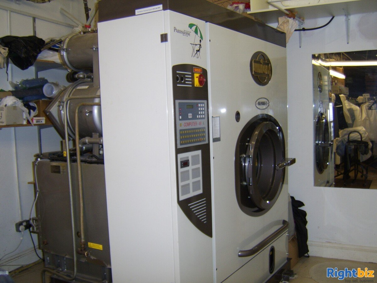Freehold/leasehold dry cleaning, laundry, repair&alteartion business for sale - Image 3