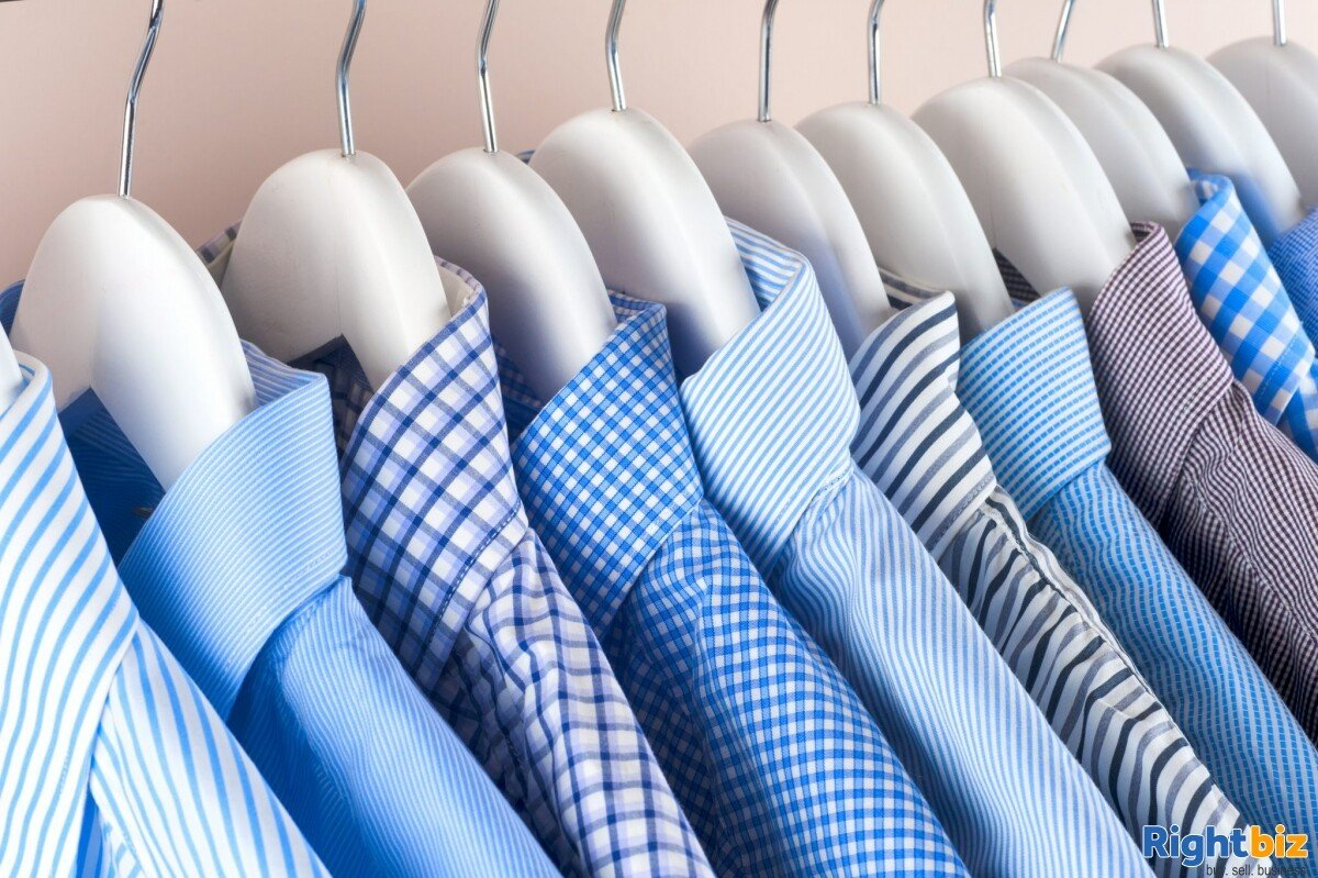 *** 3 X DRY CLEANING SHOPS FOR SALE *** - Image 3