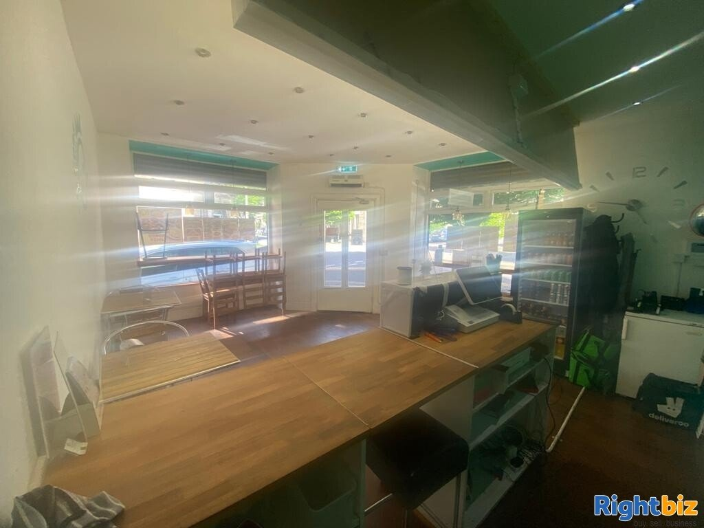 Full Class 3 Hot Food Takeaway and Delivery Business Edinburgh - Image 3