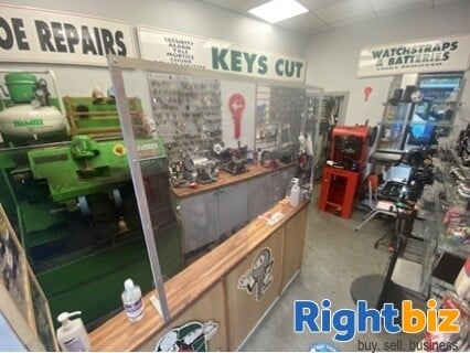 Local Cobblers and Key Cutting Business Falkirk OFFERS NOW INVITED FOR A QUiCK SALE - Image 3