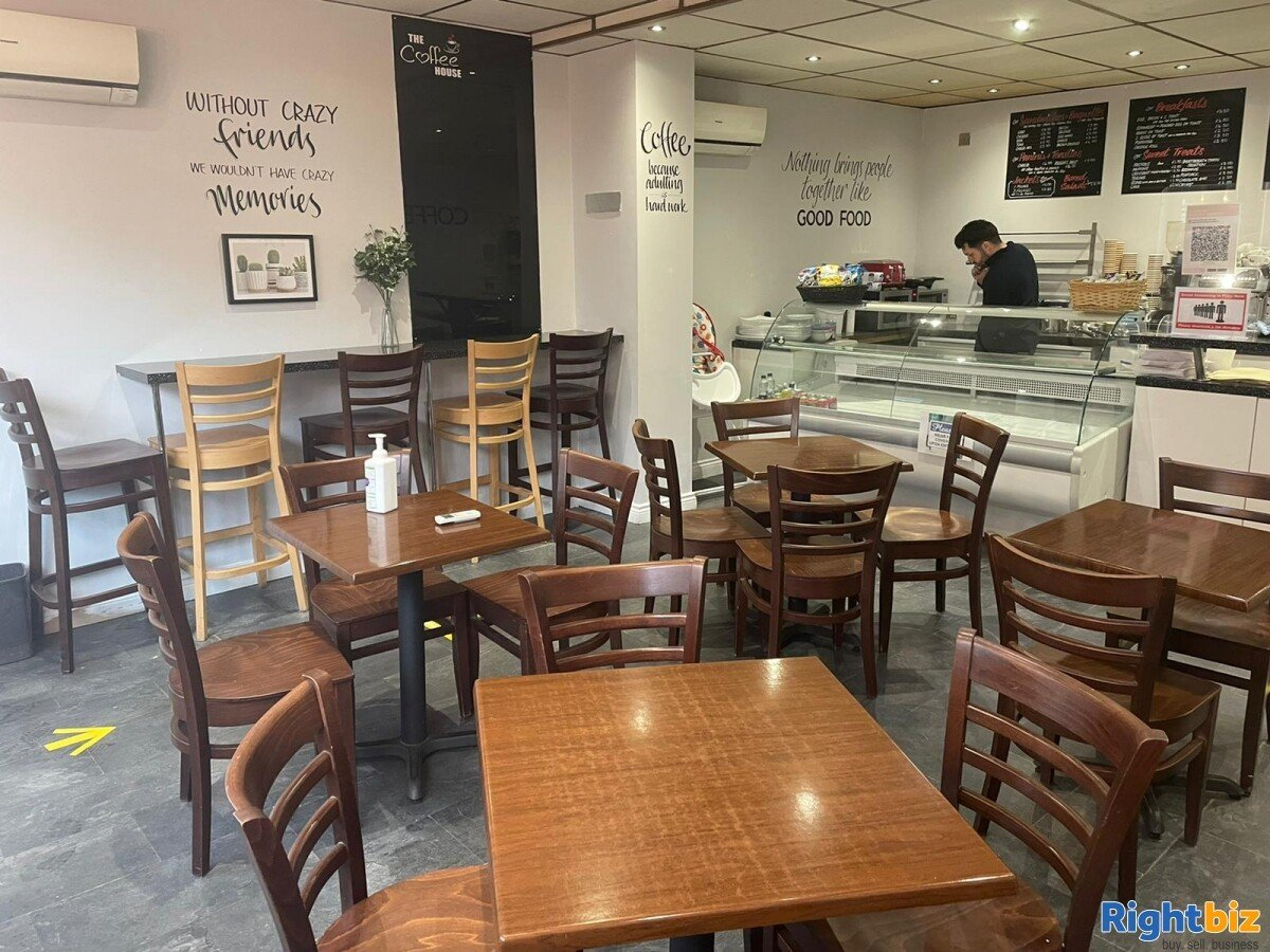 CAFE & COFFEE SHOP TO RENT IN SUFFOLK - Image 3