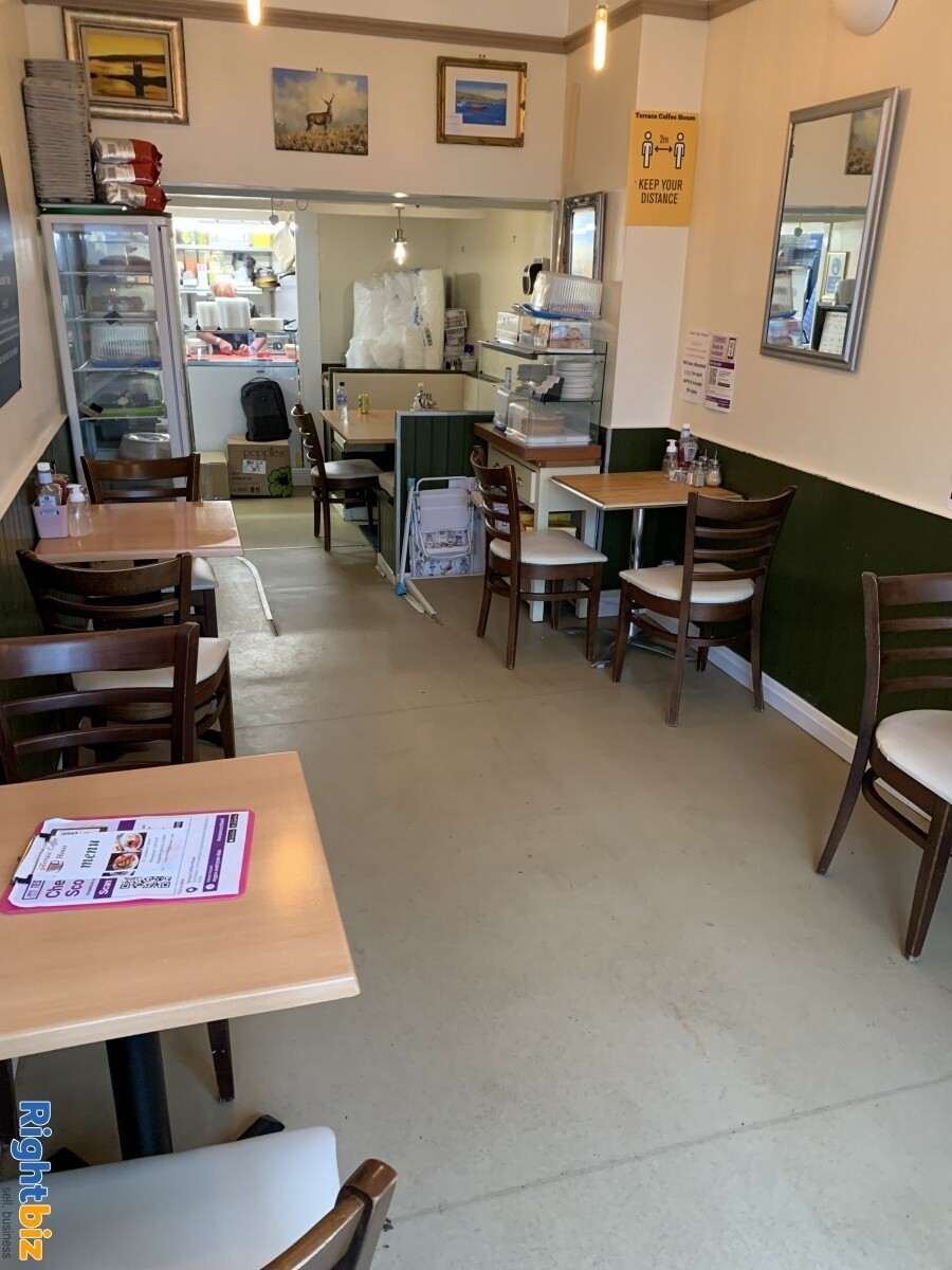 Popular Cafe for Sale Helensburgh Argyll & Bute - Image 3
