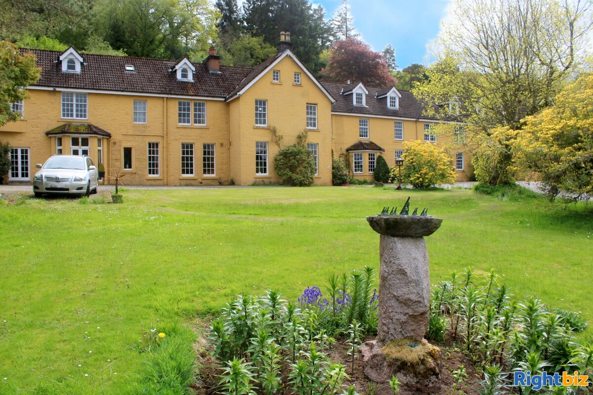 Spectacular 18-Bedroom Hotel within Beautiful Loch-Side Setting, near Oban - Image 3
