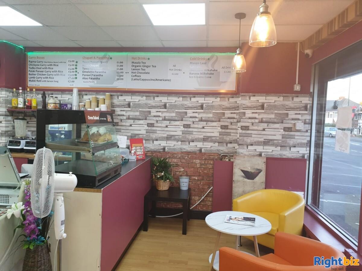 Indian street food cafe restaurant takeaway for sale in Birmingham, West Midlands - Image 3