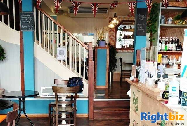 Licensed Café, Highly Popular Business Occupying An Enviable Trading Position for Sale - Image 3
