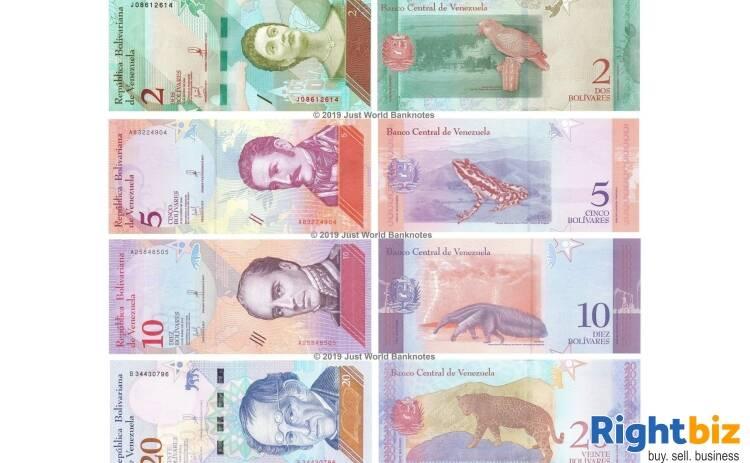 Specialist Modern World Banknotes & Paper Money Seller - Image 3
