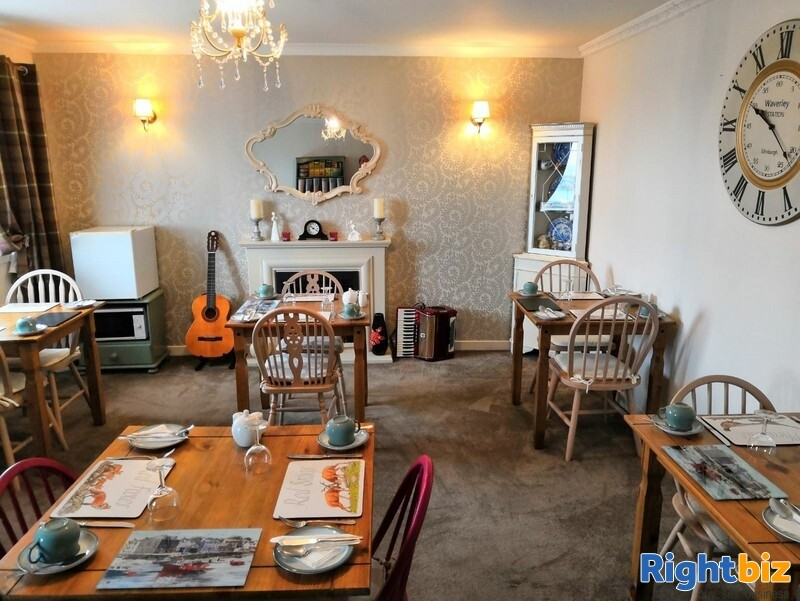 Excellent 6-Bedroom Bed & Breakfast plus Self-Catering Accommodation in Stornoway - Image 3