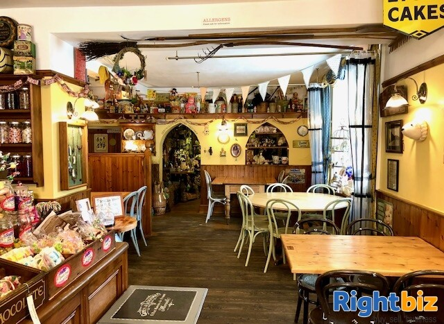 Café Tearooms & Sweet Shop with Extensive Owners Accommodation Gargrave Skipton North Yorkshire - Image 3