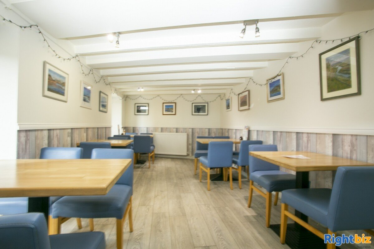 Immaculate Fish and Chip Restaurant for Lease - Image 3