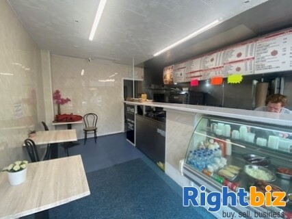 Edinburgh City Centre Class 3 Hot Food Takeaway Fully Equipped - Image 3