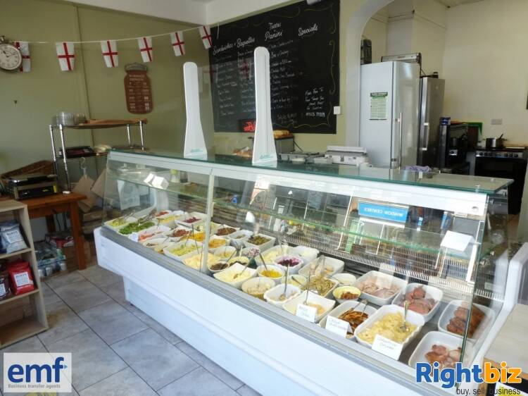 SANDWICH BAR/FOOD TO GO/COFFEE BAR outlet, edge of TAUNTON town centre - Image 3