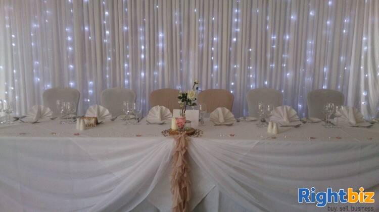 Wedding Venue Dressing Hire in Sussex, Kent & Surrey - Image 3