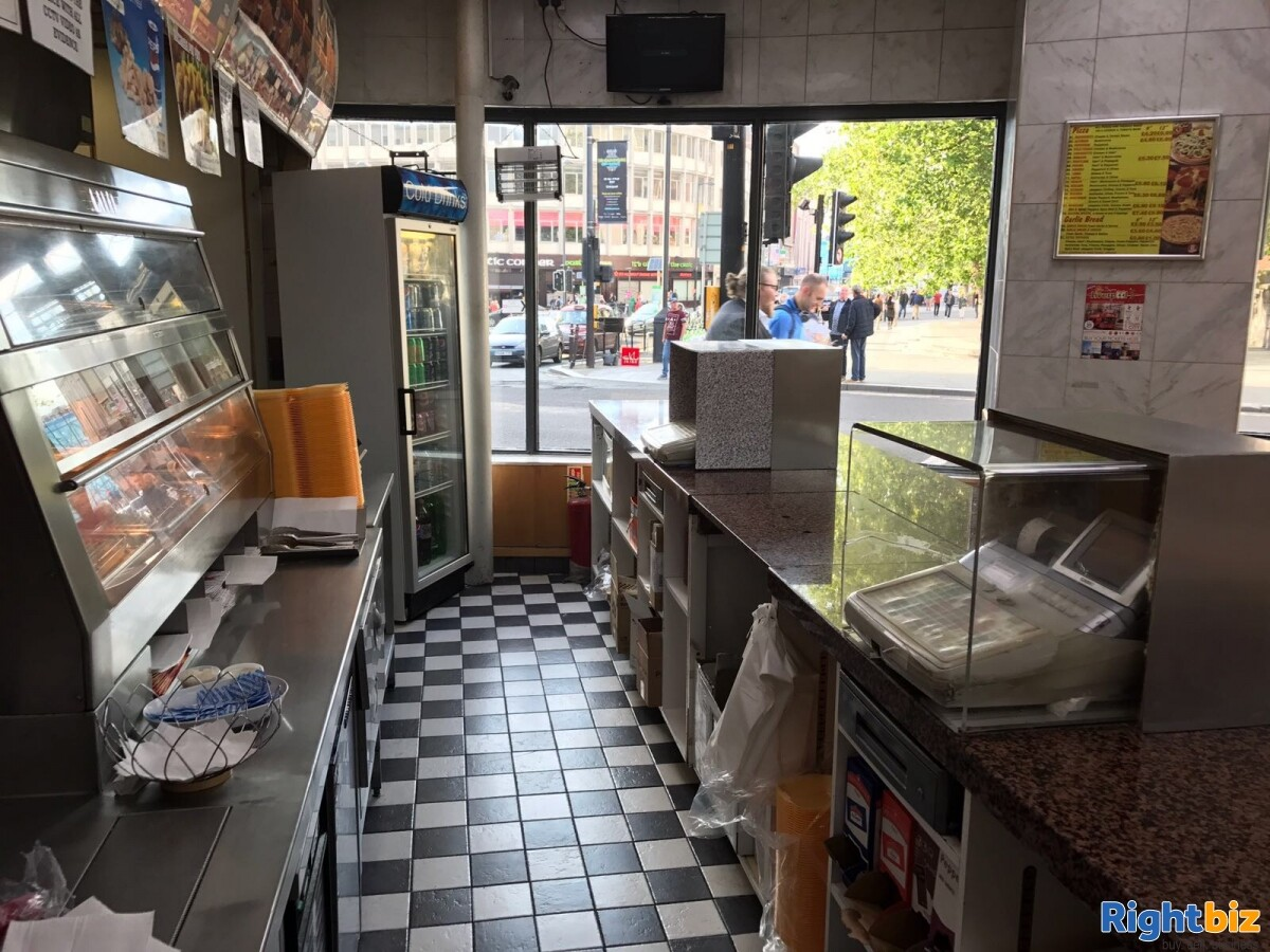 Leasehold Fast Food Restaurant for Sale in Liverpool - Image 3
