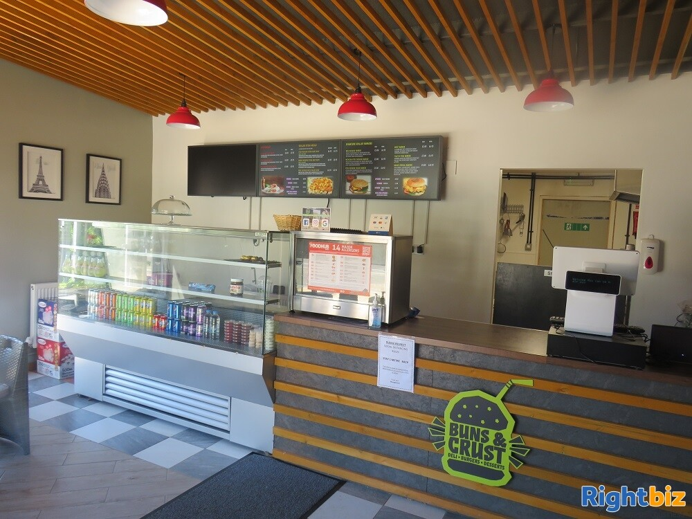 Well-known Sandwich Takeaway & Café Business - Image 3