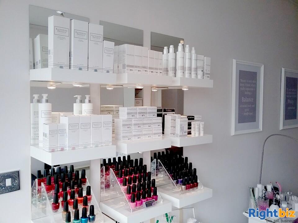 Total Balance Long Established Beauty Salon in Kettering, Northants for sale - Image 3