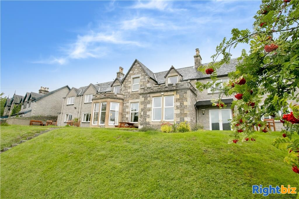 Stunning Guest House for Sale in the Heart of Pitlochry - Image 3