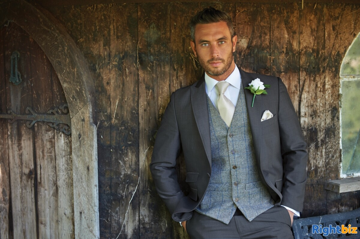 Men's Formal Suit Hire Business for Sale in Northumberland - Image 3