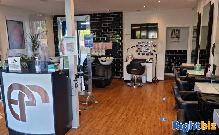 Contemporary Hair, Nail & Beauty Salon in Surrey - Image 3