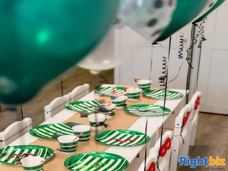 Reputable Children's Event Business For Sale - Image 3