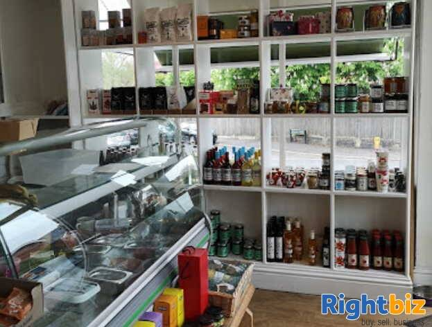 Licensed Delicatessen, Sandwich Bar Plus Coffee Shop a1 for Sale - Image 3