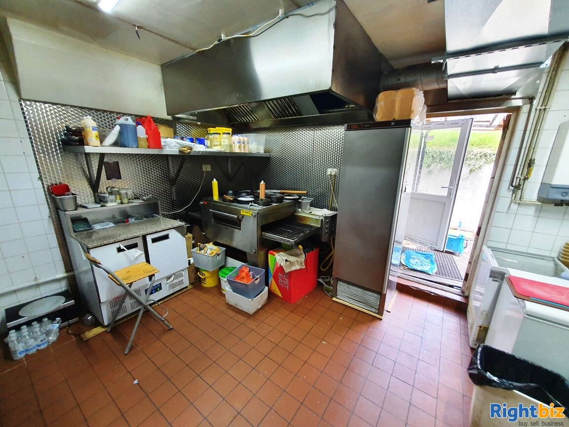 FISH & CHIP SHOP WITHIN BUSY RESIDENTIAL PARADE- £5,000 PER WEEK - £20,000 REFURBISHMENT - Image 3