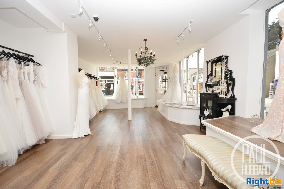 Leasehold - Well-established, family run bridal shop business in Lowestoft, Suffolk. - Image 3
